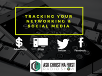 Tracking Your Networking & Social Media