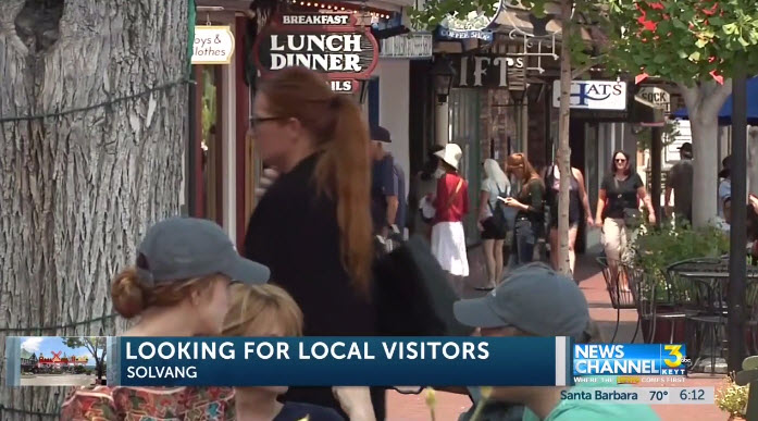 Solvang receives $85k grant to help promote Central Coast residents