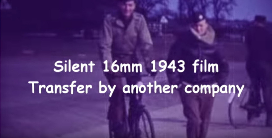 Film Video Audio Restoration #5