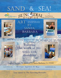 Sand & Sea Art Show at Sundial Studios