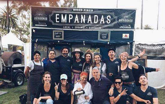 Santa Barbara Argentinian Empanadas