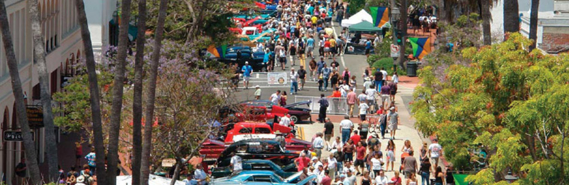 Santa Barbara State Street National Premier Car Show