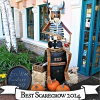 Solvang Eighth Annual Scarecrow Fest