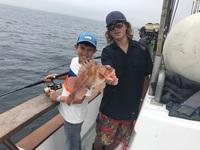 Coral Sea 1/2 day 8.27.17