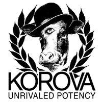 Korova Unrivaled Potency Logo