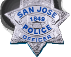 San Jose Police Badge