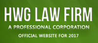 HWG Law Firm Logo