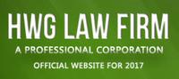HWG Law Firm Logo