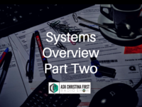 Systems Overview Pt. 2