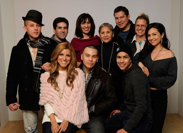 Cast at Sundance