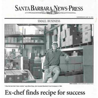 Santa Barbara Newspress Article