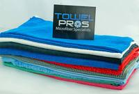 All Purpose Microfiber Auto Detailing Towels