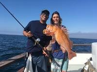 Coral Sea 3/4 day 9.9.17