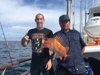 Coral Sea 1/2 day 9.10.17
