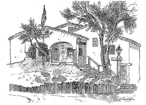 Los Robles Santa Barbara Vacation Home Rental