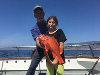 Stardust 3/4 day Charter 9.16.17