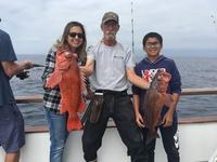 Coral Sea 1/2 day 9.17.17