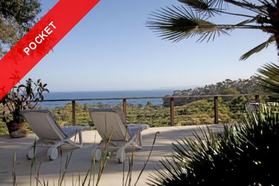 Carpinteria - Rincon Heights with Ocean Views