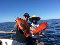Coral sea 3/4 day charter 9.23.17