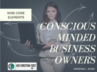 Conscious Minded Business Owners: 9 Elements