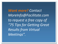 Facing Down Your Fears About Facilitating a Virtual Meeting