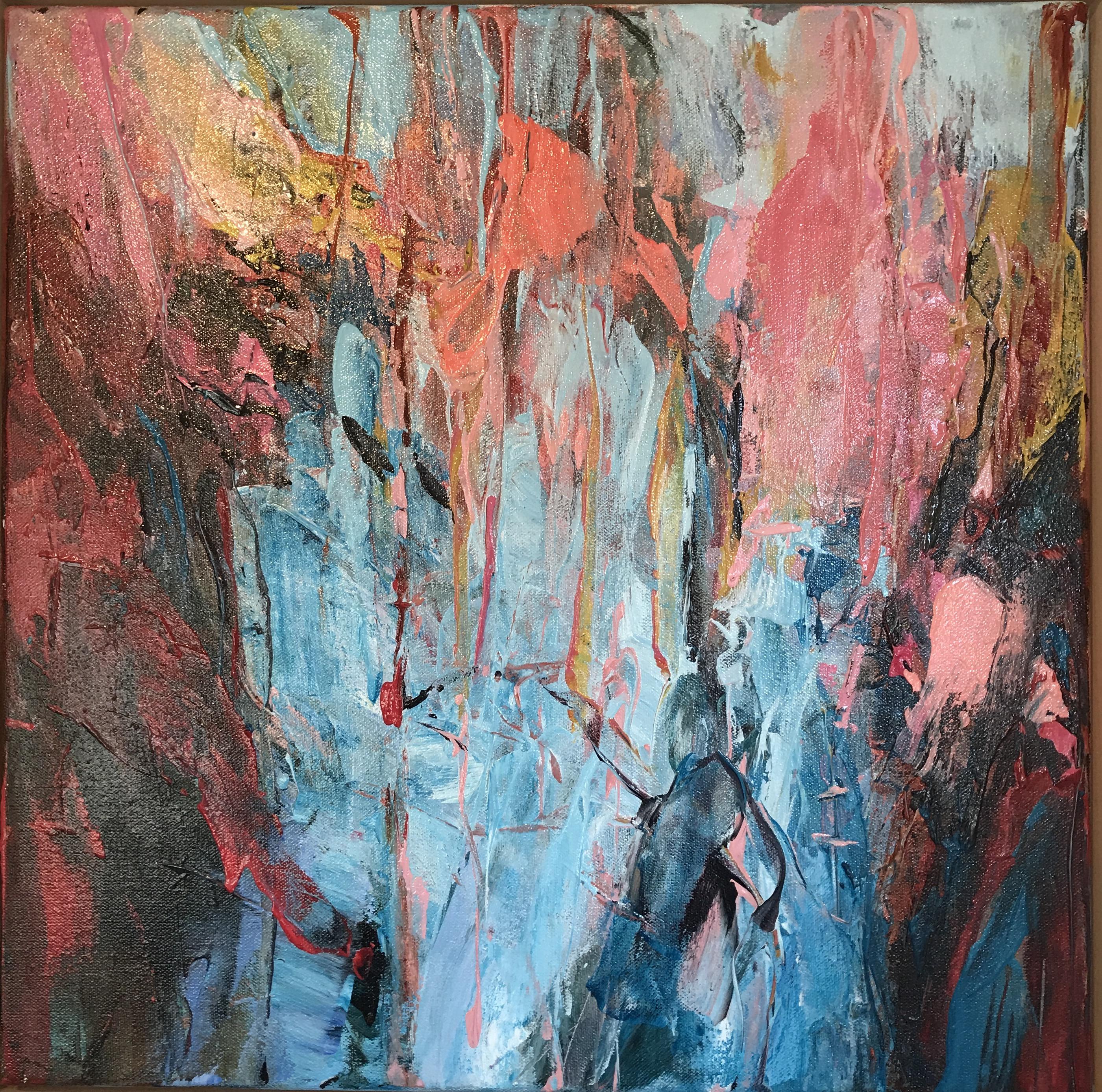 JUROR'S TALK - with Abstract artist Connie Connally 10/01/2017