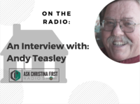 Radio: My Interview with Andy Teasley