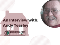 An Interview with Andy Teasley