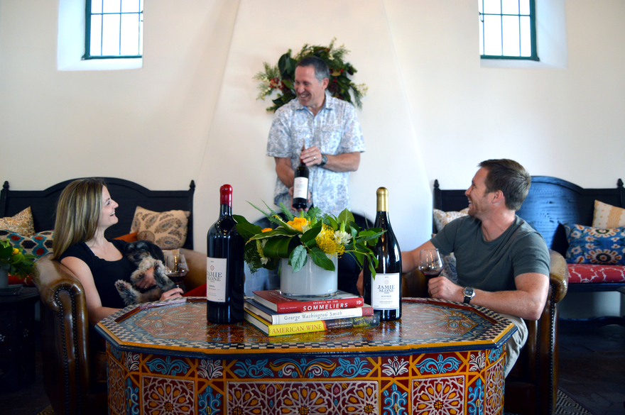 Private Wine Tasting in Santa Barbara