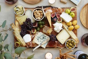 Wine and Cheese pairings santa barbara