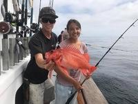 Coral Sea 1/2 day 10.8.17