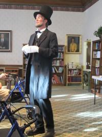 Abe Lincoln Alive!