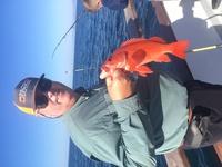 Coral sea 10.15.17 1/2 day