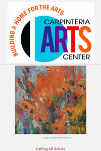 Newsletters Carpinteria Arts Center 08/28/2017