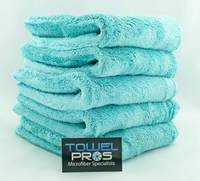 Green 800 Microfiber Towel