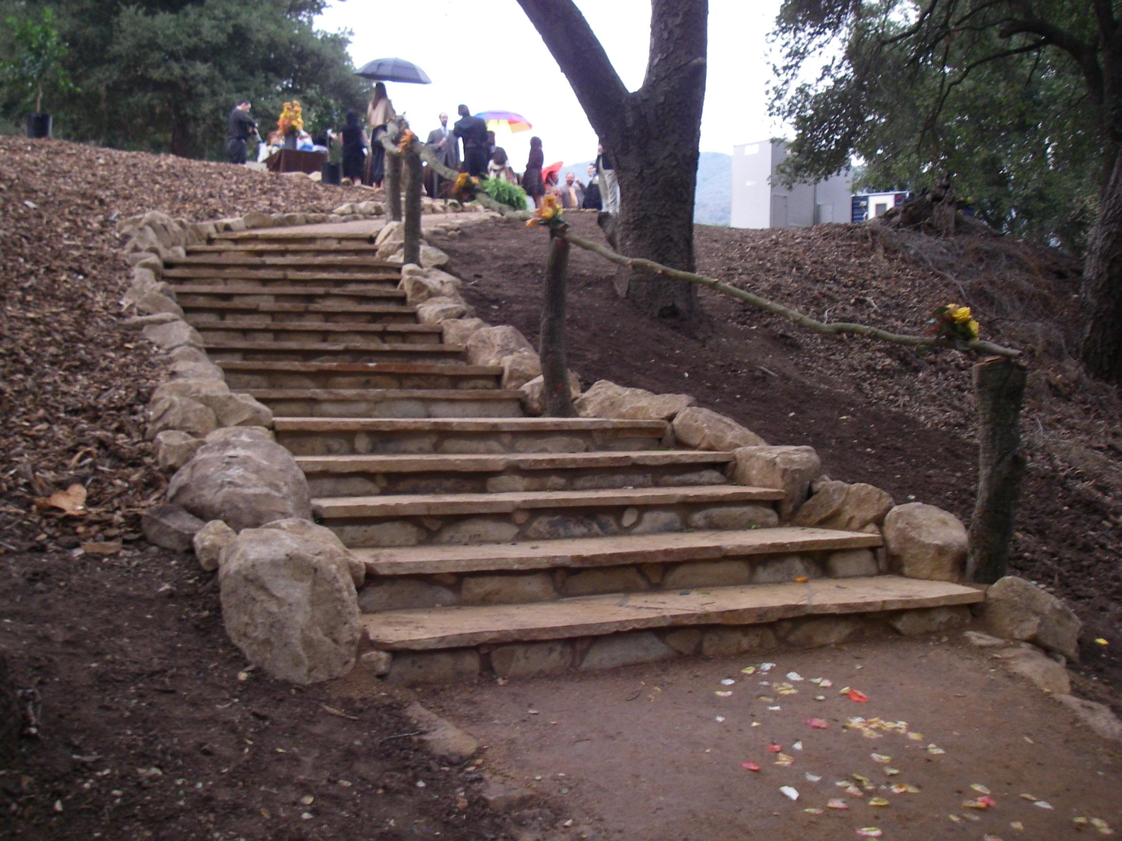 Flagstone Stairs 4