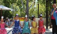2017 Pilgrim Terrace Fiesta Dancers