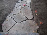 Flagstone Path Progress