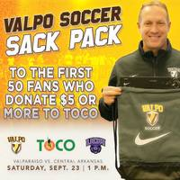 Valpo Annual Benefit Match for TOCO