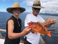 Coral Sea 1/2 day 11.9.17
