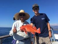 Coral Sea 1/2 day 11.10.17