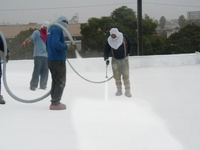 National Coatings Santa Barbara Roof Coatings