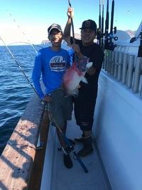Coral Sea 3/4 day 11.22.17