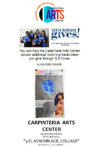 Newsletters Carpinteria Arts Center 11/01-15/2017