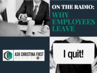 On the Radio: Why Employees Move On