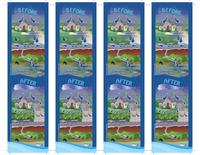 Stormwater Bookmarks for the City of Solvang