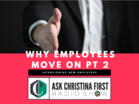 Why Employees Move On Pt 2