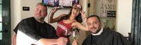 SB Family & Life Magazine: JAMIE SLONE WINES HOSTS POPUP BARBERSHOP FROM MONTECITO