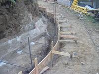Concrete Wall Retrofit 2