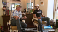 KEYT: Richie's Barber Shop sets up pop-up store after Montecito mudslides closes Coast Village Road